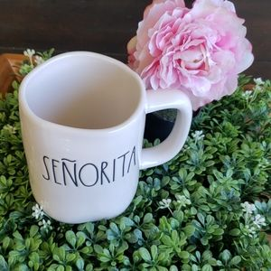 NEW Rae Dunn Senorita Mug 💃